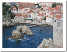 Dubrovnik gammla stats hamn