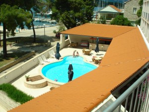 Korcula Pool Hotel Lumbarda (2)