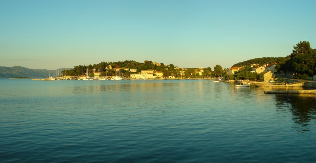 Lumbarda Bay