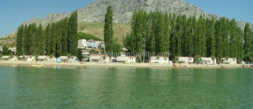 Omis Camping Galeb Panorama